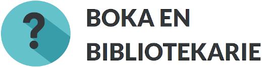 Boka en bibliotekarie-tjänsten.